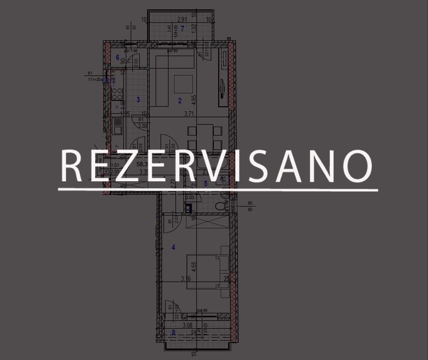 Stan-2-REZERVISANO