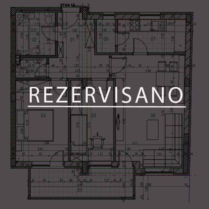 STAN-18-I-25-REZERVISANO