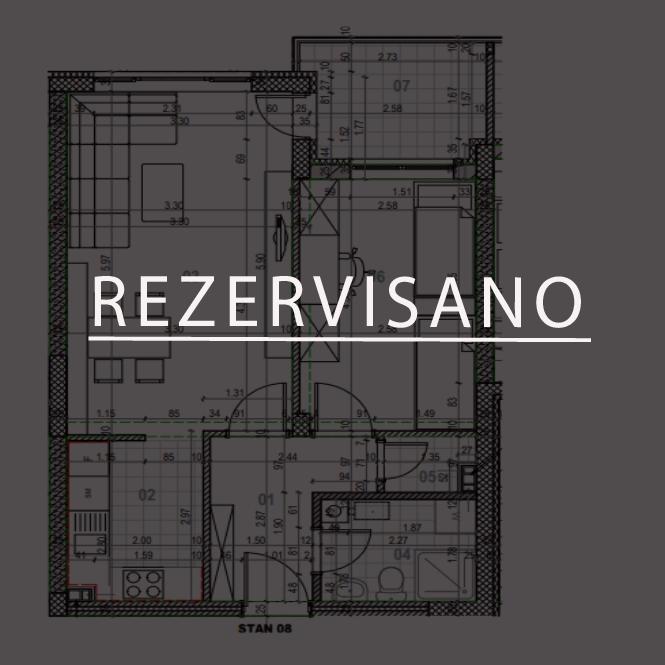 STAN-22-REZERVISANO